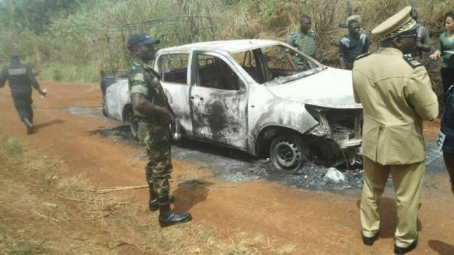 Southern Cameroons Crisis: Amba fighters put regional social affairs delegate out of his misery