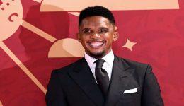 Football: Ex-Bayern Munich star Sammy Kuffour says Eto'o is Africa's greatest