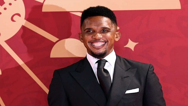 Samuel Eto'o threatens to sue news website after their April Fool's Day story