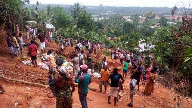 US-operated gold mine collapses in Ghana, 6 killed