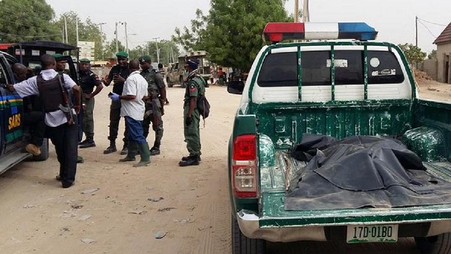 Nigeria: Police confirms deadly bank robbery that killed 6 officers,9 civilians