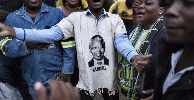 South Africa mourns Winnie Mandela