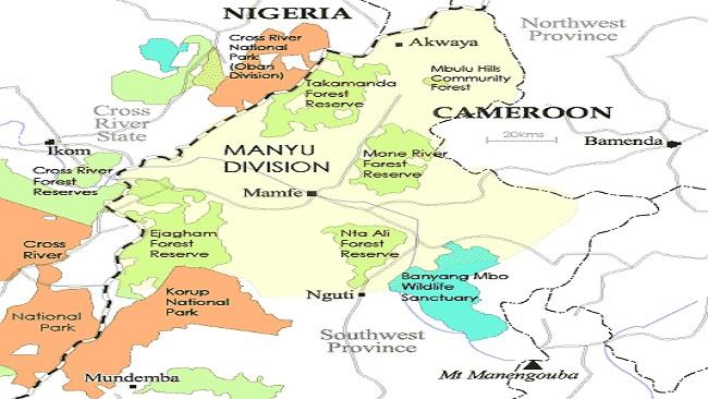 Cameroon army kills 2 Ambazonia commanders in Manyu County