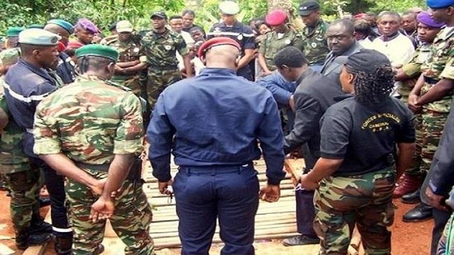 10 French Cameroun soldiers killed in Ambazonia ambush (Video)