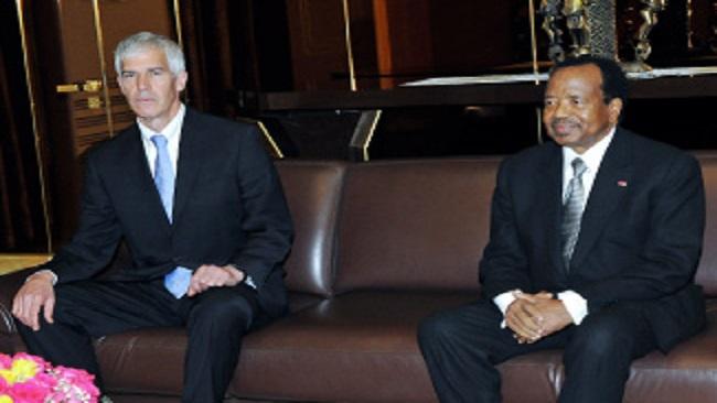 Yaounde: Biya regime accuses U.S. Ambassador of election meddling