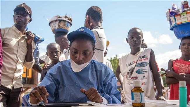 WHO says a Congolese doctor has become first Ebola case in North Kivu region