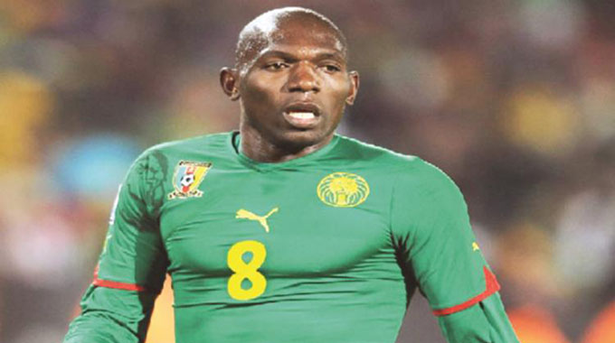 FIFPro Africa Division: Geremi Njitap en route to Zimbabwe