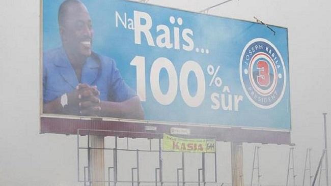 Congo-Kinshasa: Kabila third term scare as ruling party erects posters