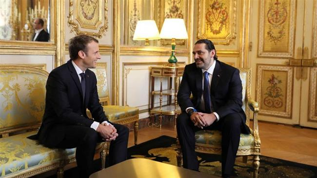 French president claims credit for getting Lebanese PM Hariri out of Saudi Arabia last year