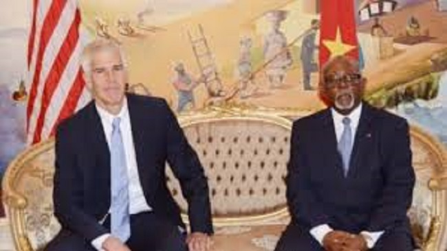 Biya regime lashes US over 'abuses' in Southern Cameroons crisis