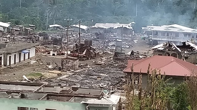 Genocide in Southern Cameroons: Nigerian Spiritual leader says Ambazonian rural areas have become deserted