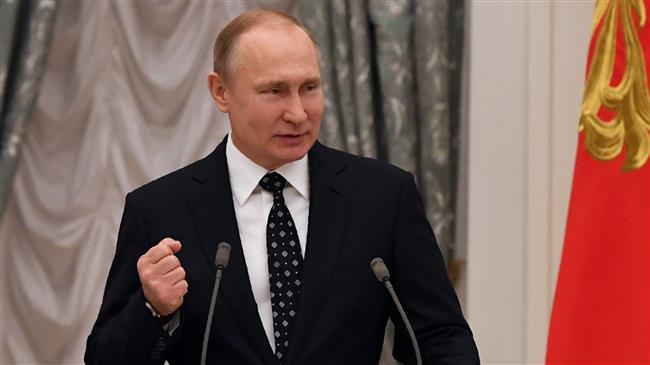 Russia: Putin set to be inaugurated for fourth term as president