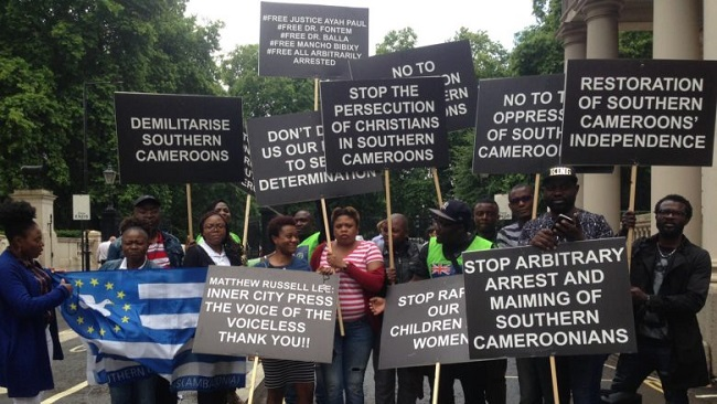 Southern Cameroons Crisis: Government frustration spills over
