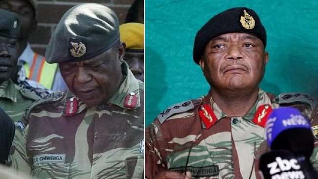 Is Zimbabwe's vice president using skin lightening creams?