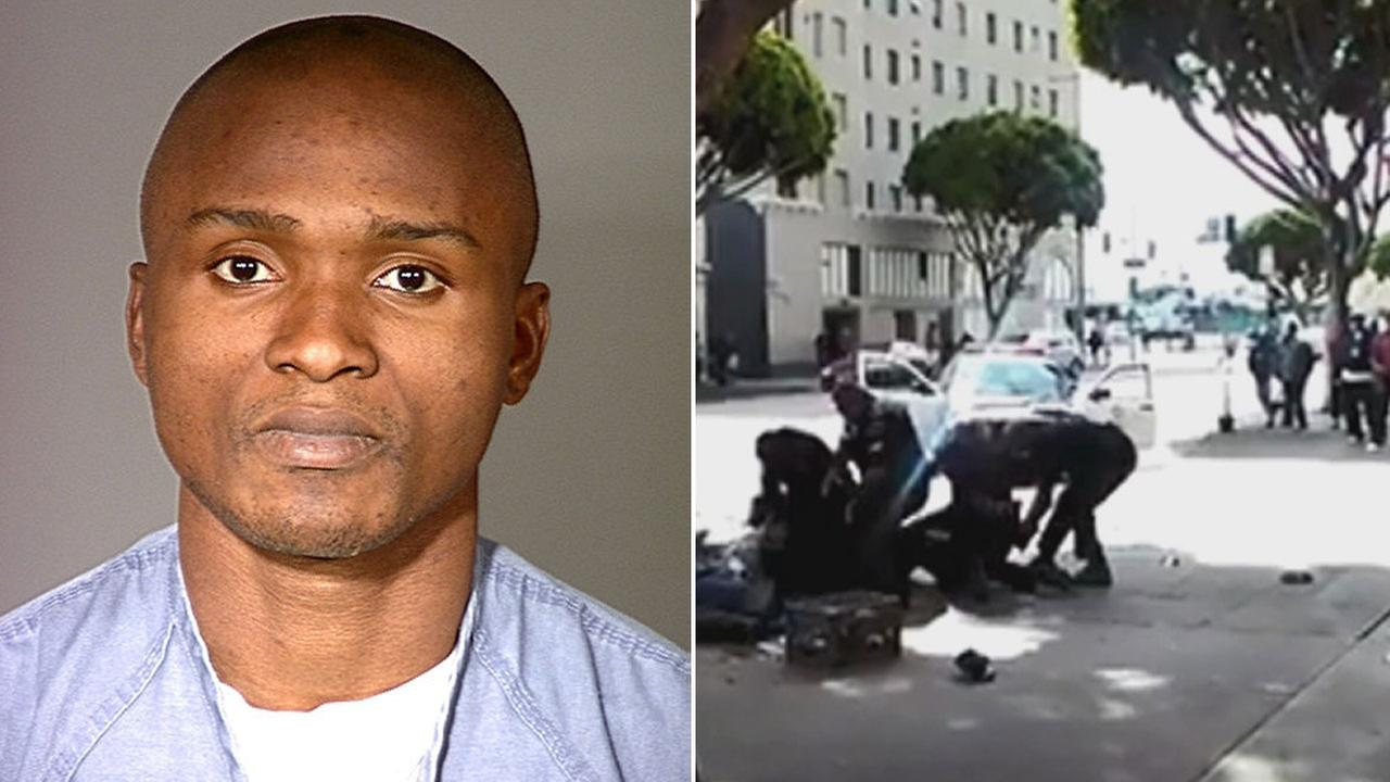 US: Trial begins for Cameroonian man killed by Los Angeles police