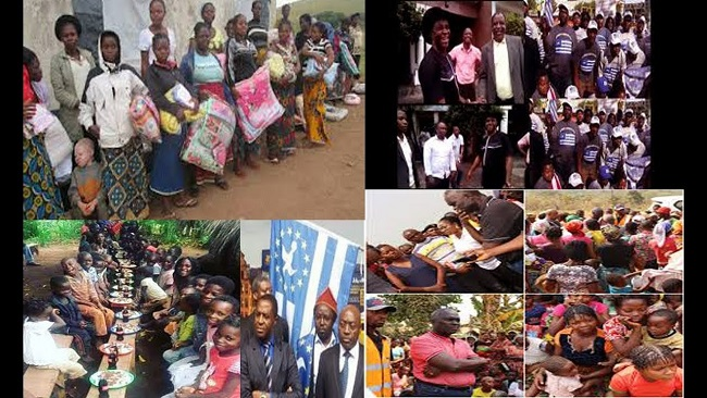 Ambazonia Humanitarian Crisis: French Cameroun Regime Told To Allow Aid Access Amid Pandemic