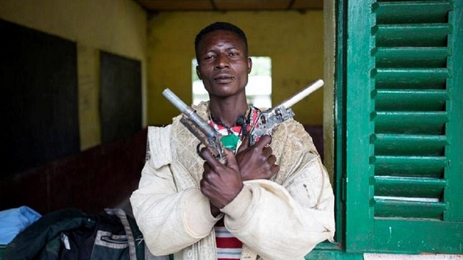 Central African Republic approves war crimes court