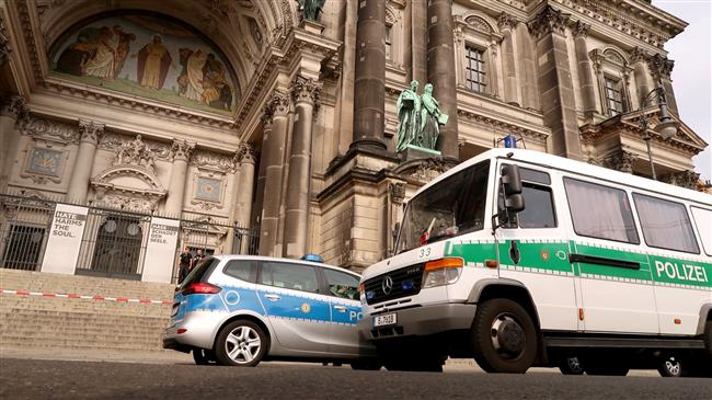German police shoot man at Berlin Cathedral, terrorism ruled out