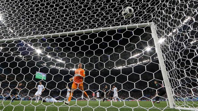 Croatia punishes Argentina errors for 3-0 victory in World Cup
