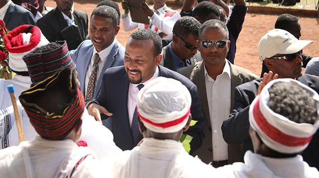 Several killed in blast at rally supporting new Ethiopian PM
