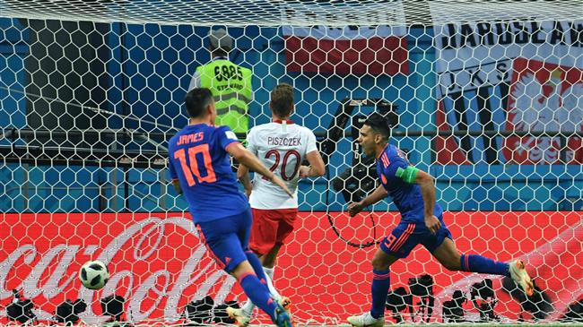 Russia 2018: Clinical Colombia sends Poles packing with 3-0 win