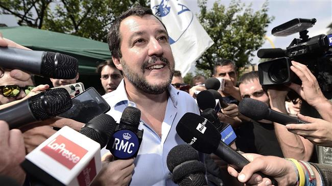 Italy to 'send home' half a million undocumented immigrants