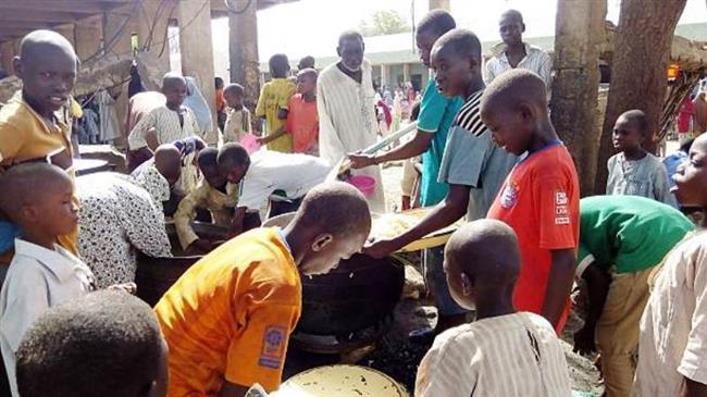 UN says 500,000 malnourished kids around Lake Chad facing death