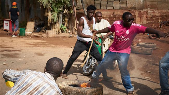 32 civilians killed in central Mali