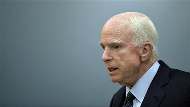 US: White House aide that mocked Senator McCain, is out
