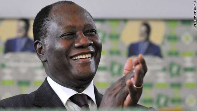 France-Afrique: Ivory Coast's Ouattara says he's free to run again in 2020