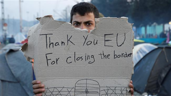 EU guilty in any refugee death after new deal