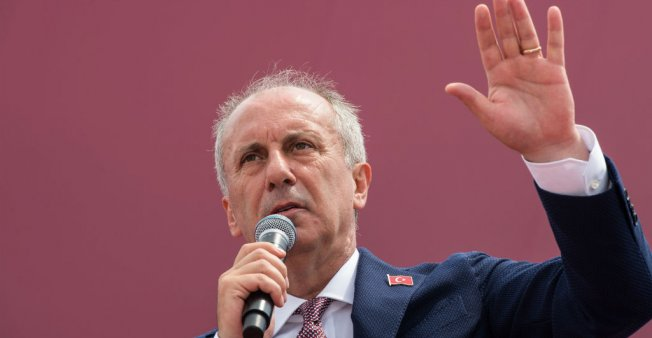 Turkey: 'I accept these election results,' says Erdogan rival Ince