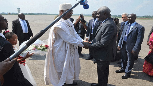 Bribery and Corruption: African Union boss Mahamat arrives in Cameroon