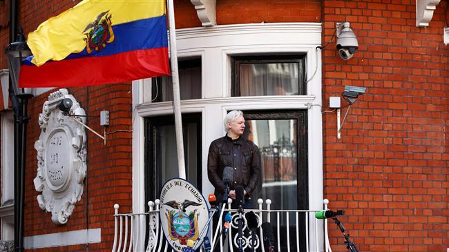 Facing extradition, whistleblower Assange returns to spotlight