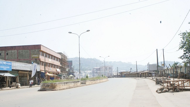 Southern Cameroons Crisis: Bamenda on lockdown after sentencing of leaders
