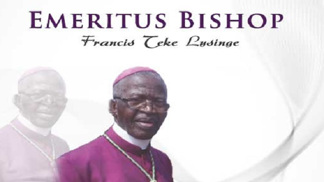 Germany: Service to celebrate the life of Bishop Francis Lysinge