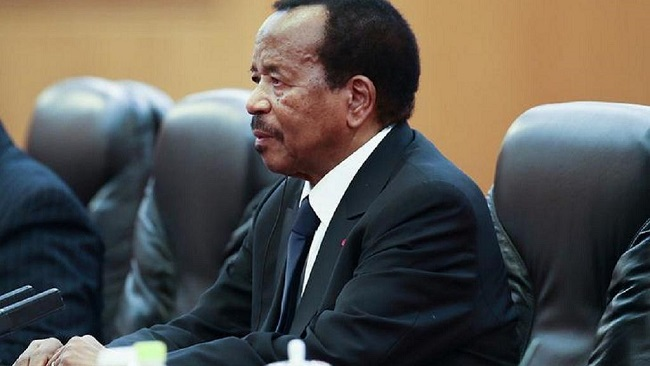Biya regime is trying to distance itself from extra-judicial killings by soldiers as election looms