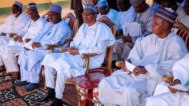 Nigerian opposition agrees to unite against  President Buhari in 2019 elections