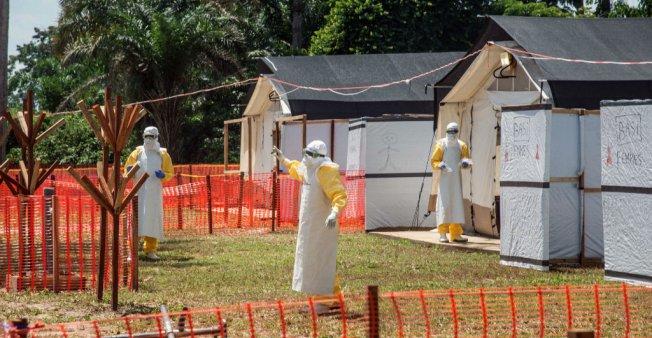 Congo-Kinshasa announces 'resurgence' of Ebola