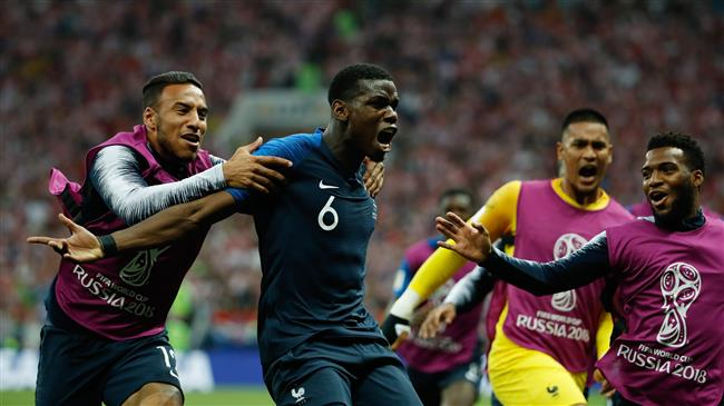 France beats Croatia to win second World Cup title