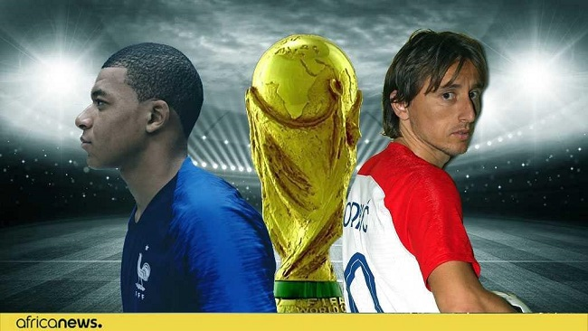 The 2018 FIFA World Cup Finals: Resilient Croatia vs Clinical France