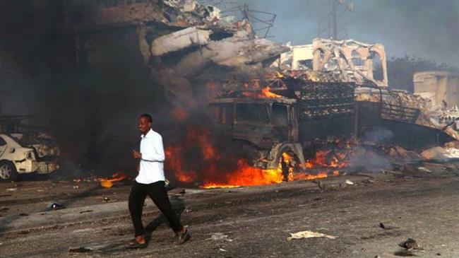 Mogadishu: Powerful blasts leave casualties