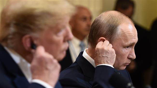 Over half of American voters disapprove of Trump's performance on Russia