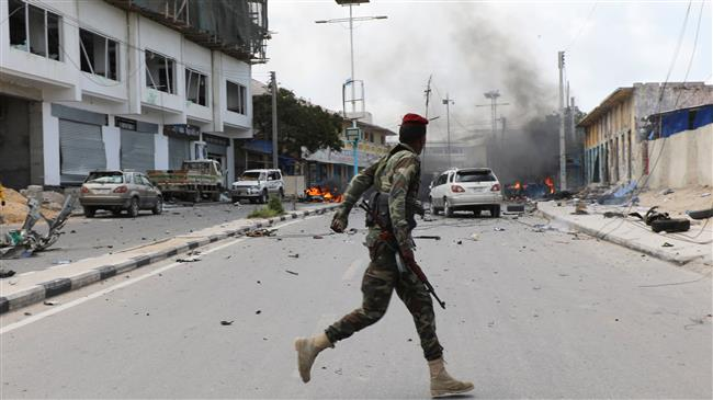 Somalia: Speeding car explodes near presidential palace in Mogadishu