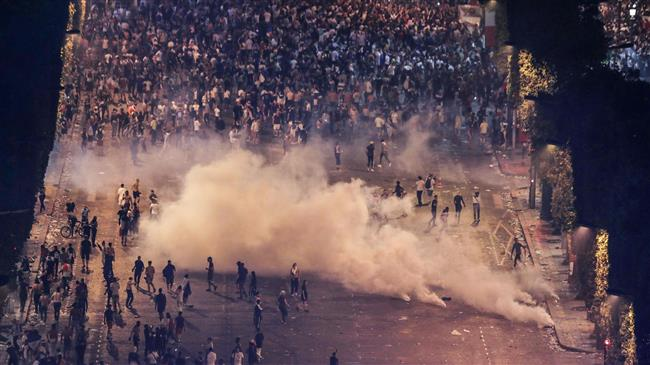 France: World Cup celebrations marred by deaths of fans, clashes