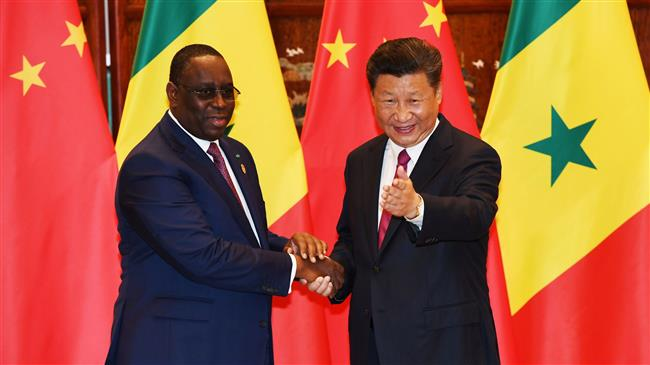 Chinese president in Africa to boost economic, military ties