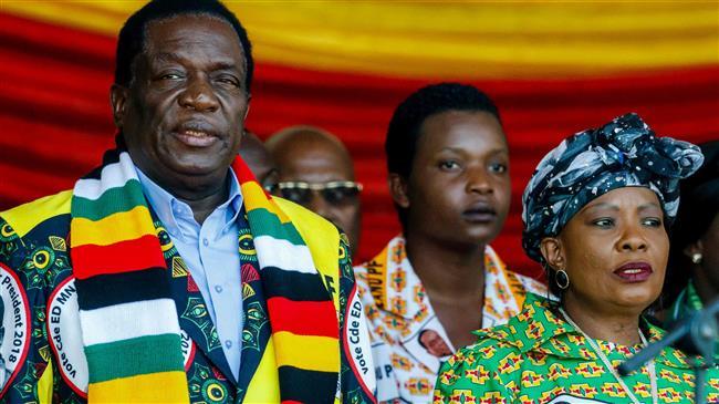 Zimbabweans choosing president in 1st post-Mugabe vote