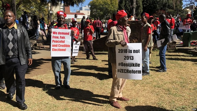 Zimbabwe:  Opposition Alleges Plan to Skew Election