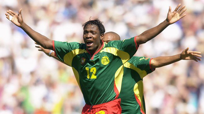 Former Arsenal defender Lauren backs Seedorf and Kluivert appointments for Cameroon