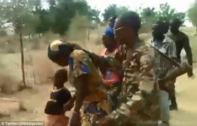 Biya Francophone regime admits soldiers were arrested over execution video